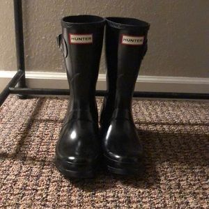 Hunter Boots (Women's Original Short Rain Boots)